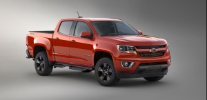 2015 Chevy Colorado Lansing MI